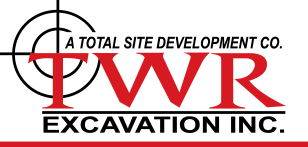 TW Roy Excavation  - Website Logo